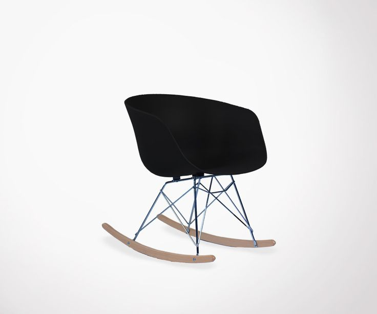 25 best ideas about fauteuil bascule on pinterest for Chaise a bascule rar blanche eames