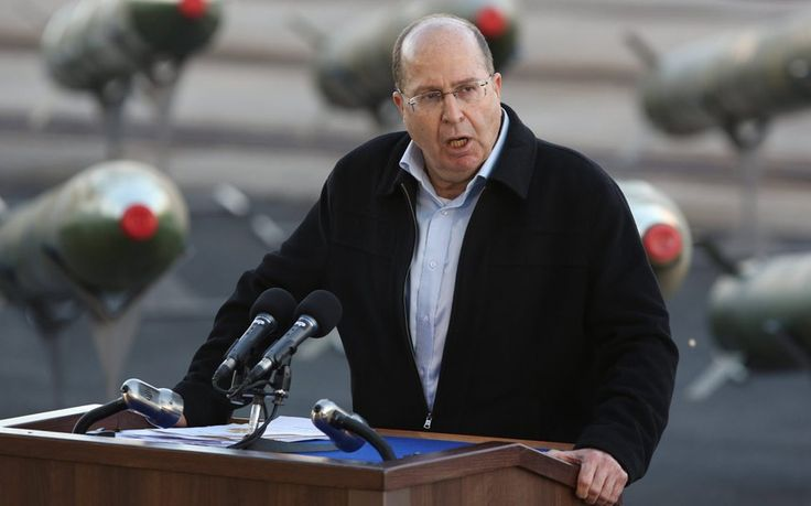 Defence minister Moshe Ya'alon says his country is seeing signs of a   much-feared nuclear arms race in the Middle East