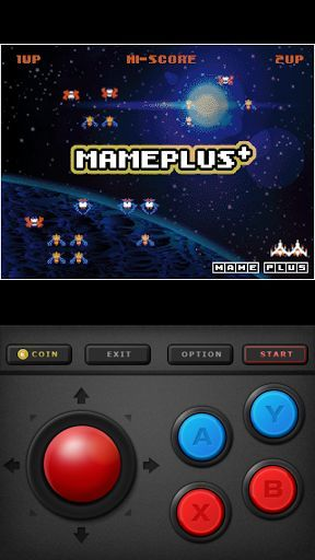 MAME4droid - ( U.S. Version ) MAMEPLUS<p><br>■ Functions<br>One . Korean , Chinese, Japanese, English and multi-language support ( described further )<br>Two . How to run game offers<br>Three . Option Usage<br>Four . More ROM provides additional methods<p><br>* Keyed Editions down more than 60 arcade game emulator supports a variety of built-in ROM<br>Mame 4, mame4, mame, mame4droid, Tiger arcade , Tiger arcade, NEO.emu, Neo Geo , arcade , classic games<p>* Support Games<p>Aero Fighters…