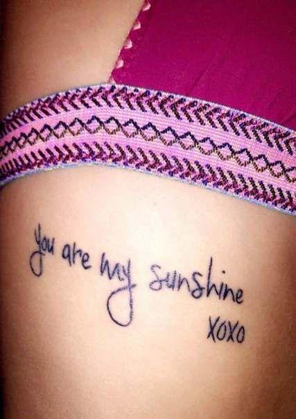Tattoos Für Kindernamen