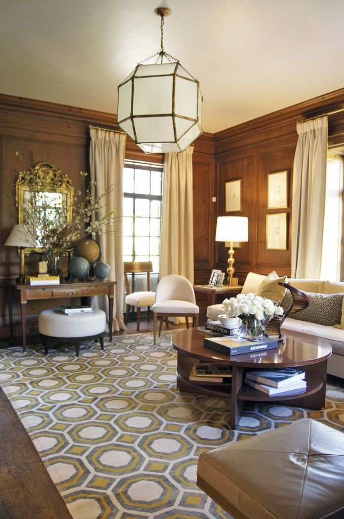 Living Room Wood Paneling Makeover: 25 Best DECORATING A ROOM WITH KNOTTY PINE WALLS Images On