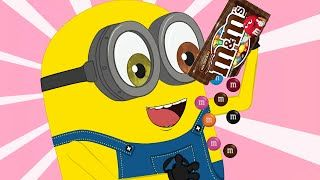 Minions Banana Balloon Strings Funny Cartoon ~ Minions Mini Movies 2016 [HD] - YouTube