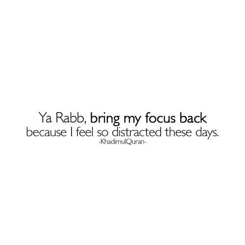 Ya Raab...