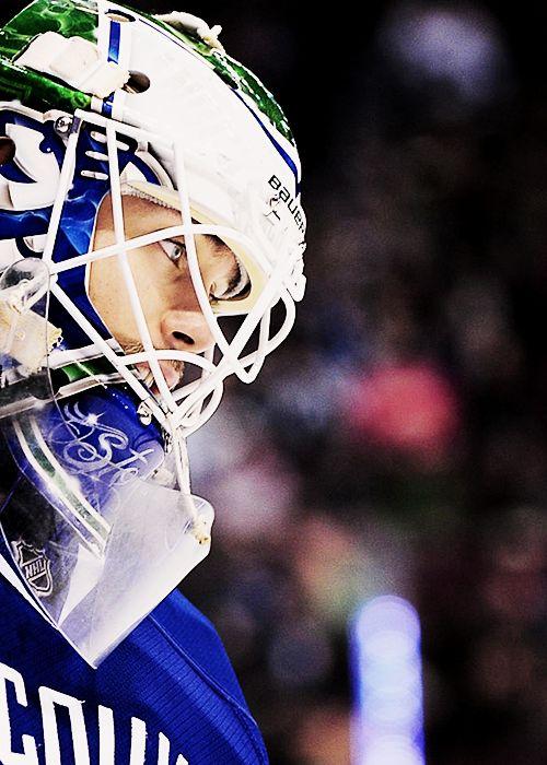 Eddie Lack, Vancouver Canucks
