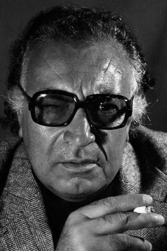 Ara Güler - Yaşar Kemal
