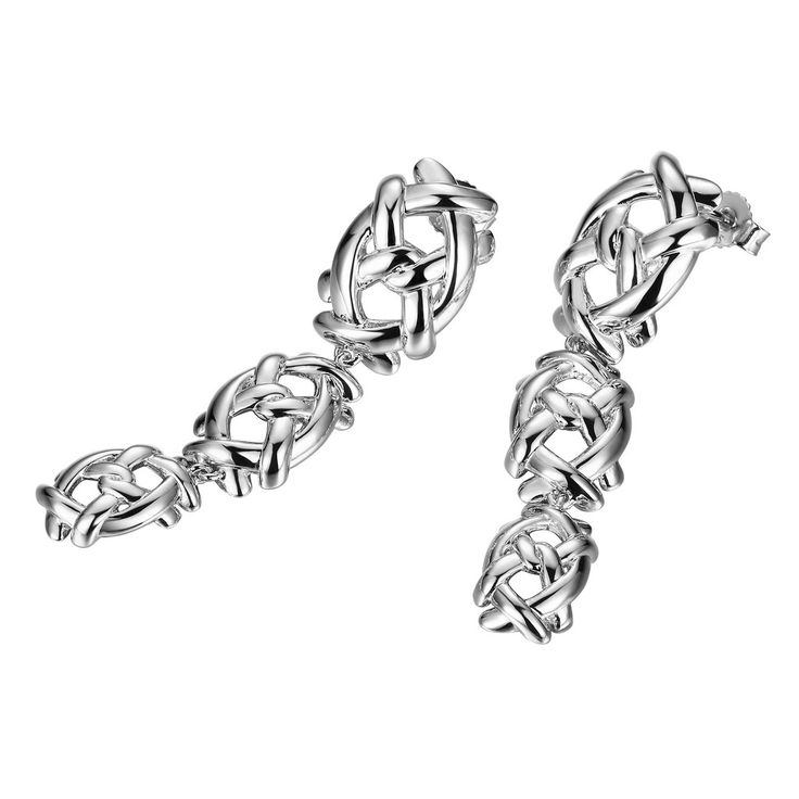 Earrings from the DYNAMIC Collection