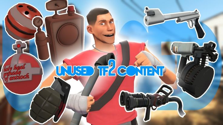 I made a video on some of the unused stuff in Team Fortress 2 if you're interested :D #games #teamfortress2 #steam #tf2 #SteamNewRelease #gaming #Valve