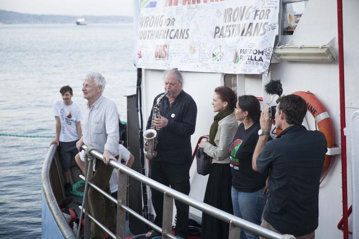 Freedom Flotilla III sets sail: #NextPortGaza - Freedom Flotilla Coalition