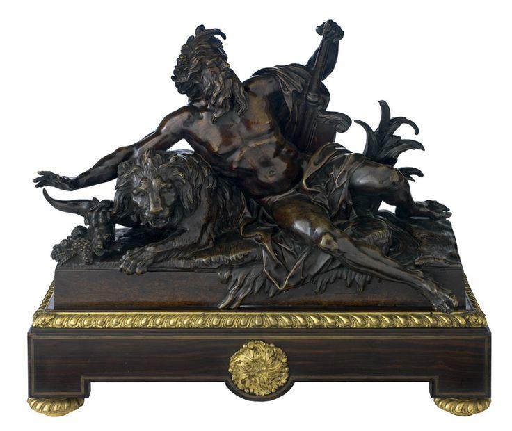 Guillaume Ier Coustou (Lyon, 1677 - Paris, 1745) (sculpteur), Le Rhône, Lyon, 1719. MAD 164. Legs Gillet, 1924 © Musée des Arts décoratifs de Lyon, Pierre Verrier