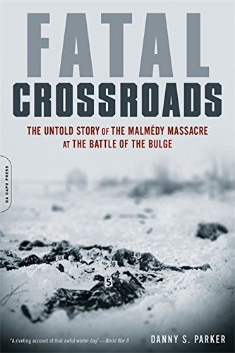 Fatal Crossroads: The Untold Story of the Malmedy Massacre at the Battle of the Bulge:   divOn December 17, 1944, during the Battle of the Bulge, more than eighty unarmedBRAmerican soldiers were shot down after having surrendered to an SS tank column near the small crossroads town of Malmédy, Belgium. In vivid prose with revealing details, IFatal Crossroads/I reconstructs the previously untold story of the largest single atrocity committed against American POWs on the Western front in ...