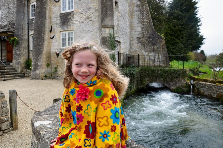 Children's Ponchos made by moomoo in the UK