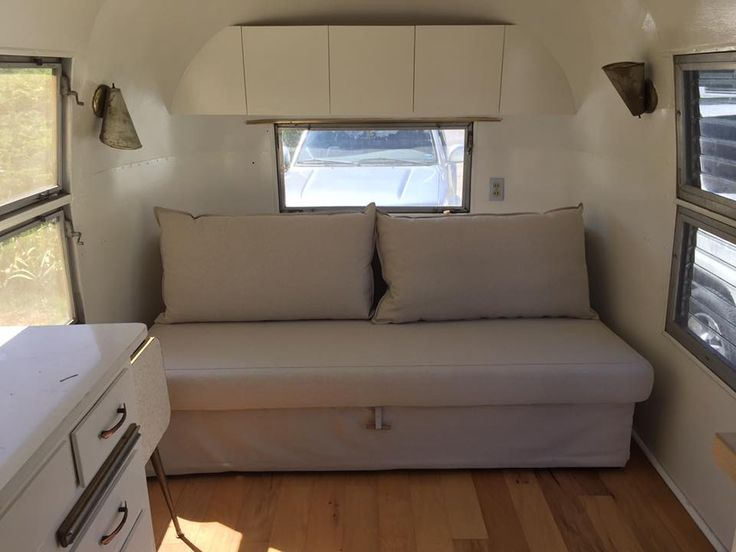 52 Best Airstream Front Bed Dinette Images On Pinterest