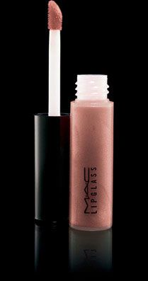 MAC Tinted Lip Glass in Prrr...good natural, everyday gloss. http://www.youtube.com/user/MMandLShow
