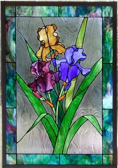 Stained Glass Panels                                                                                           More