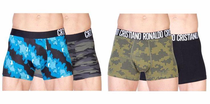 CR7 Cristiano Ronaldo Unterwäsche Herren Boxershorts S,M,L,XL
