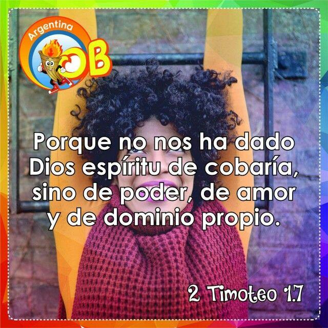 2 Timoteo 1.7