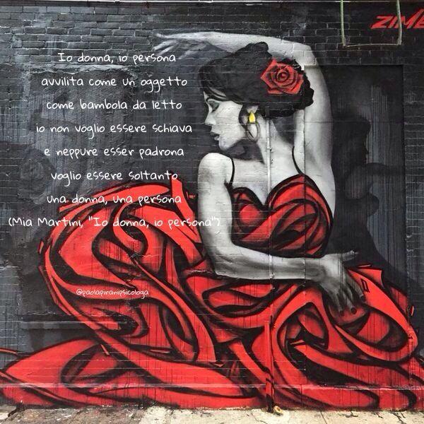 Io donna, io persona @paolapiranipsicologa (Fb)