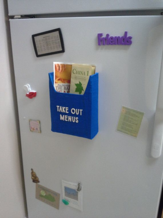 Only $14! Coupon holder that can be placed on your refrigerator or can be used stand alone. Useful for coupons, ads, take-out menus, scrap paper for lists, etc.