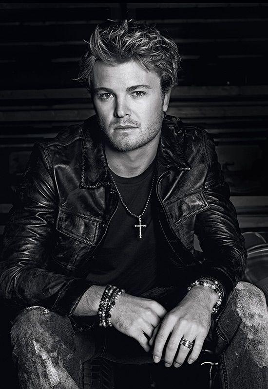 Nico Rosberg - Brand ambassador