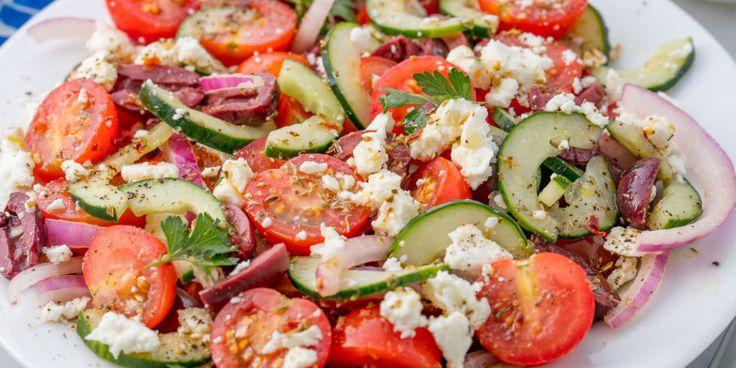 Greek Salad Horizontal