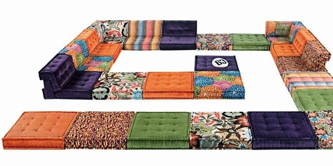 roche bobois mah jong modular sofa settees and chairs pinterest modular sofa and sofas. Black Bedroom Furniture Sets. Home Design Ideas