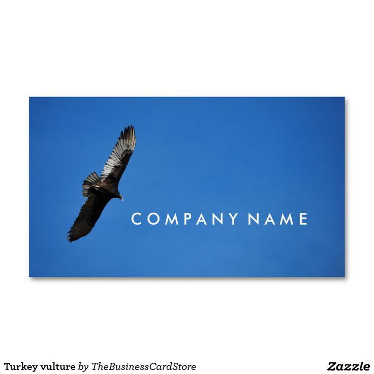 Turkey Vulture Standard Business Card