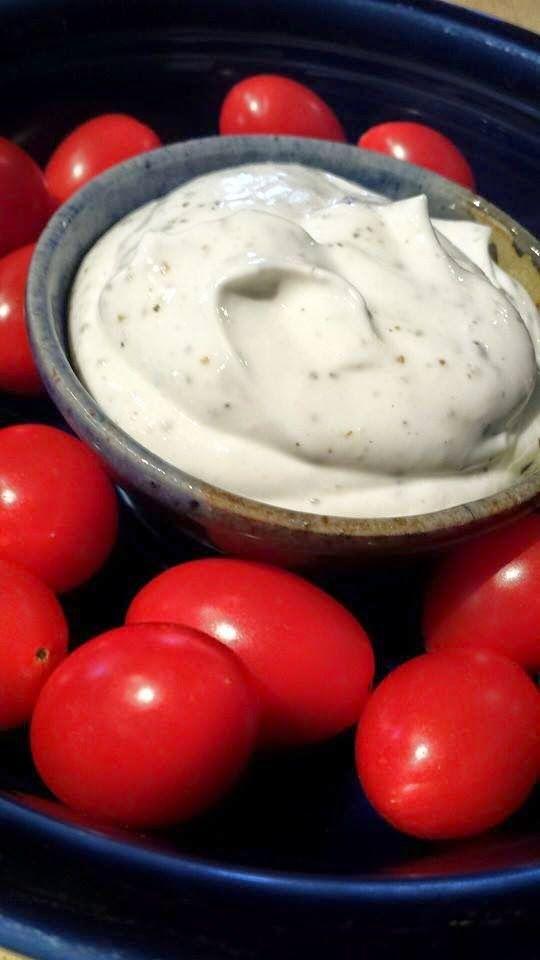 MY HCG DIET RECIPES: HcG diet recipe phase 2 P2: Cottage Cheese Italian Dip