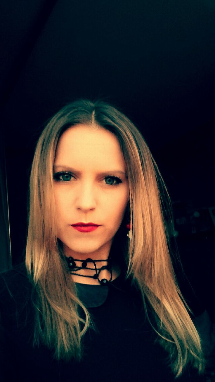 #night #make-up #redlipstick #goodbadgirl