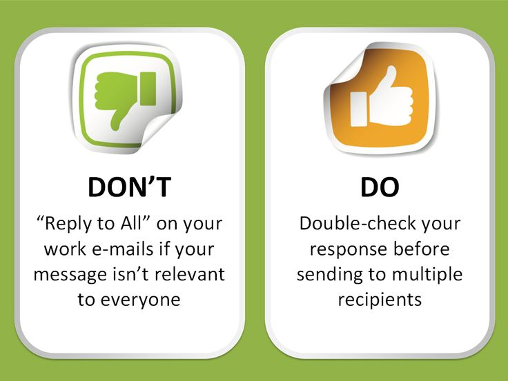 Email dos and donts etiquette for business pinterest