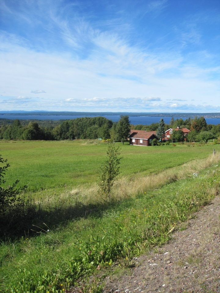 Sweden, Rättvik - The Siljan Lake is nearby Rättvik.