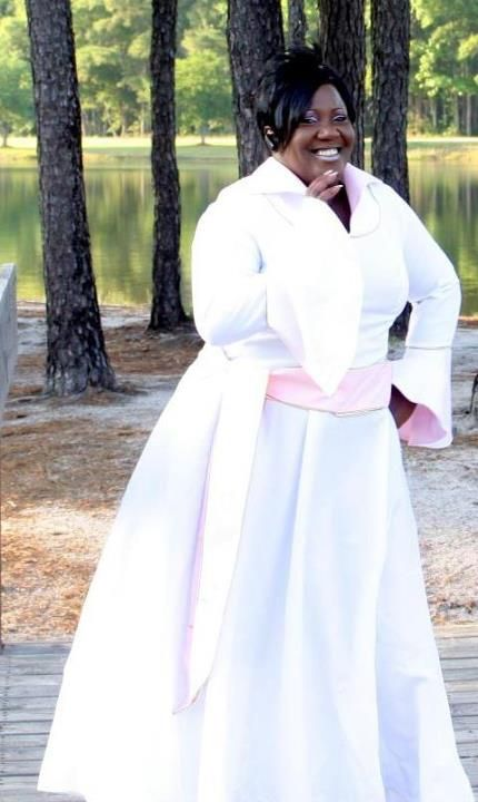 7 best women clergy robes images on Pinterest | Apostolic fashion ...