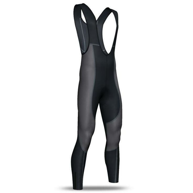 Didoo's Mens Thermal Cold Wear Cycling Bib Tights. For KEVIN, Size XXL, he wants LONG that at least go mid-calf.