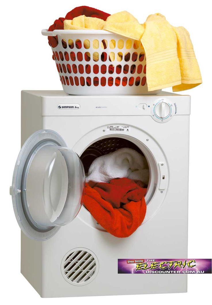 Simpson-39S600M-6Kg-Dryer $419