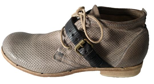 Casual shoes for men, by Italian brand AS 98 - Airstep
