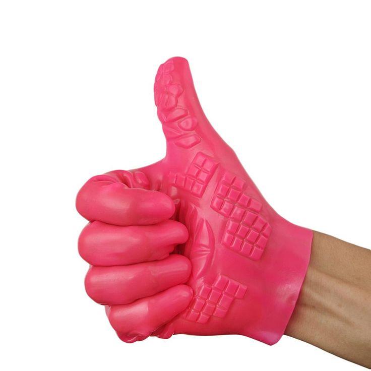 5-Finger Masturbation Gloves