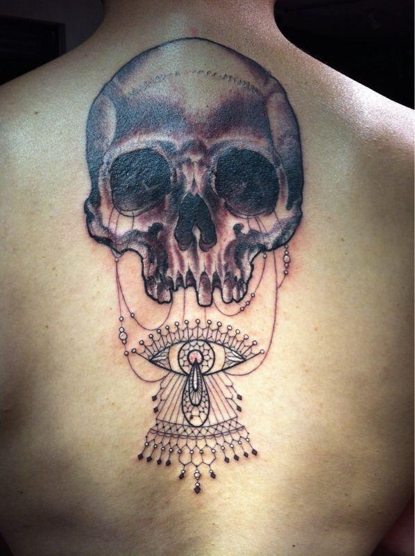Scott Campbell Tattoo