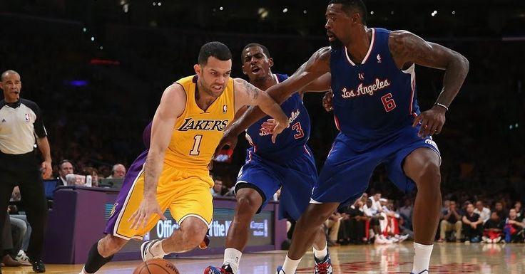 Onde comprar ingressos de jogos da NBA em Los Angeles #viagem #california