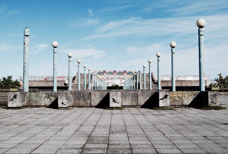 Les 25 meilleures id es de la cat gorie jeux olympiques for Architecture urss