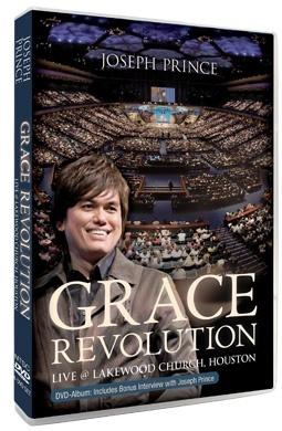 Grace Revolution | Live @ Lakewood Church dvd-albums