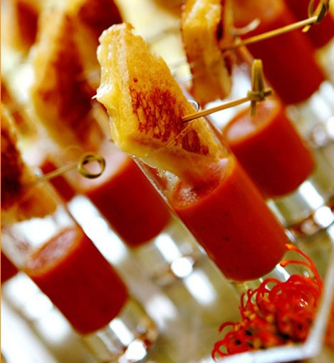 The New Approach to Wedding Menus | PCS Event Productions