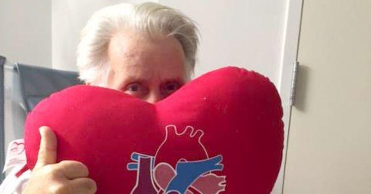 Martin Sheen recovering from quadruple bypass surgery