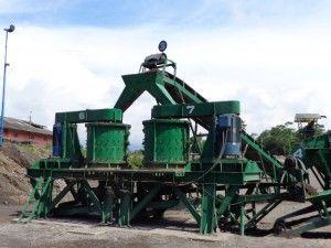 Shan Bao Vertikal Impaktor PLFC 50 TPH