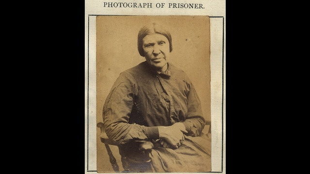 Elizabeth Rule, 54, Charwoman  Elizabeth Rule (AKA Elizabeth Smith, Elizabeth Brown) was convicted of stealing clothing and bed linen 5 times between 1867 and 1872. For these convictions she served a total of 11 months 14 days.