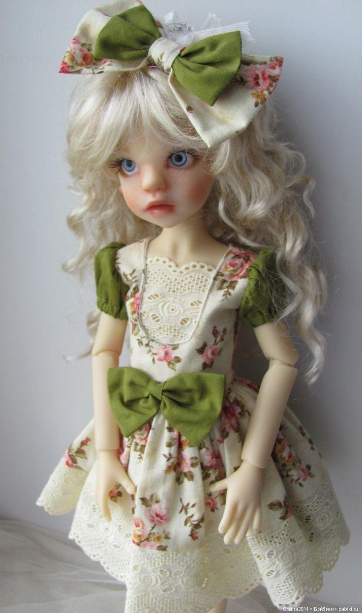 Мой макияж для Иззи, Кайе Виггс / Куклы Кайе Виггс, Kaye Wiggs dolls / Бэйбики. Куклы фото. Одежда для кукол