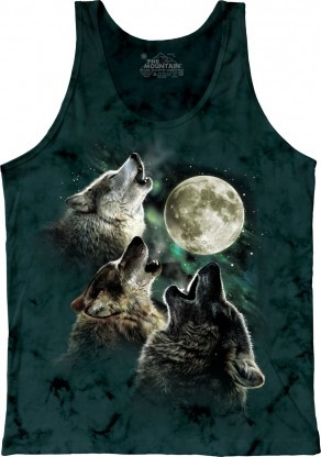 Three Wolf Moon Mens Tank Top $24.00
