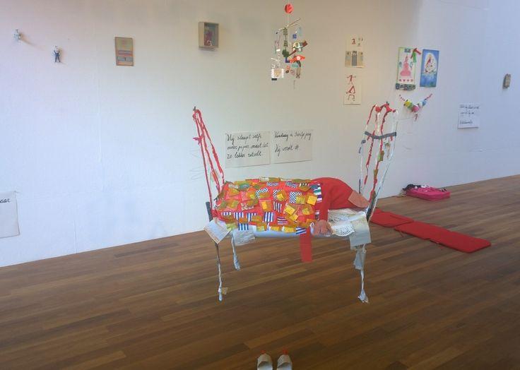 Tamar Rubinstein 'Bedbeestje'  #kinderboekenweek #beestje #knuffeldier