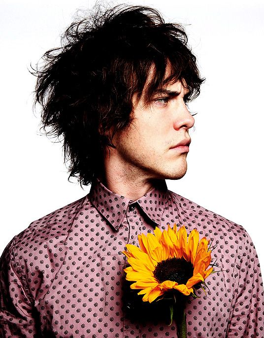 """I got this email from my dad when we were in France saying 'don't shoot heroin!' I'm like 'get off my back, dad, I'm not gonna shoot up!"" Andrew Vanwyngarden"