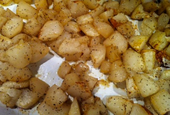 Paleo Turnip with Coconut