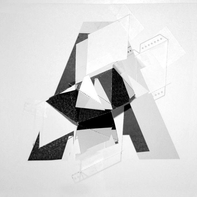 Typographic Explorations by Eric Karnes Eric Karnes est graphiste et est actuellement professeur adjoint au programme de communication et design graphique à l'Université de Philadelphie. Les expériences typographiques suivantes proviennent de son mémoire de maîtrise, qui s'articulent autour de la façon dont les processus et les structures des disciplines non liées au design peuvent influencer la forme typographique.