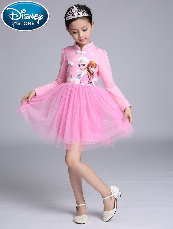29.39$  Buy here - http://aliq25.shopchina.info/go.php?t=32805664930 - Disney Frozen dresses disfraz anna elsa princess sofia dress infantil fever kids costume vestido rapunzel jurk disfraces clothes  #magazine